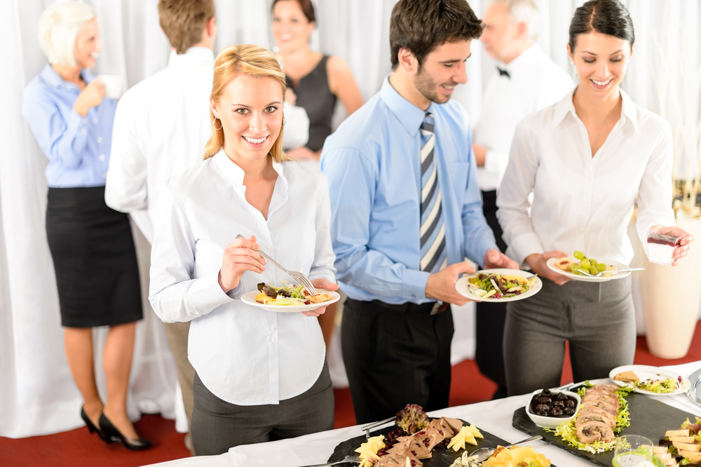 best option for Corporate Catering Image