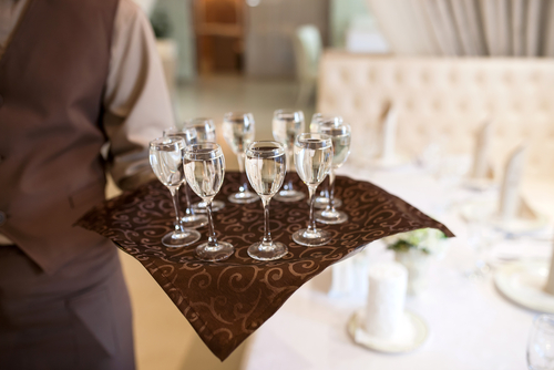 corporate caterers in North Sydney