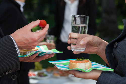 business people enjoying Office and Boardroom Lunches in Sydney