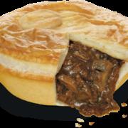mince beef pie