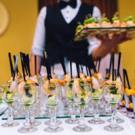 Image of a Corporate Catering Service in Sydney