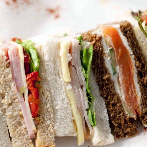 Gourmet Sandwich Square Catering Official Website North Sydney