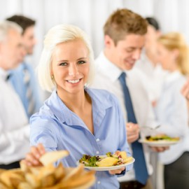 Office Catering in Sydney, Image by Square Catering