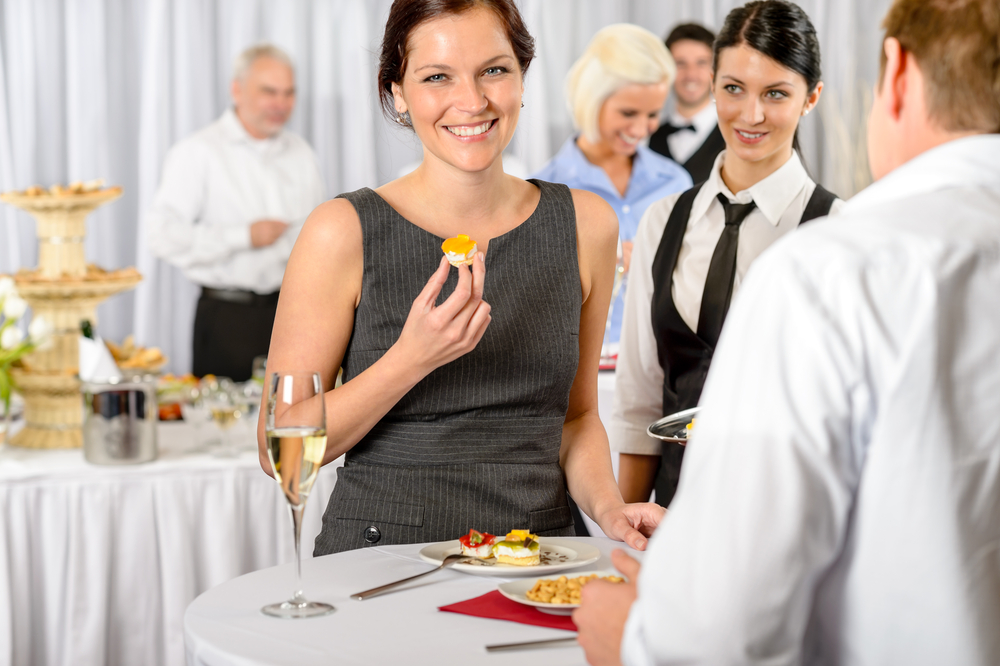 Image of office catering service Sydney