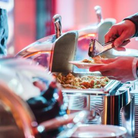 Catering in North Sydney, Image by Square Catering
