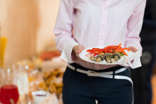 planning for catering?, image by Square Catering