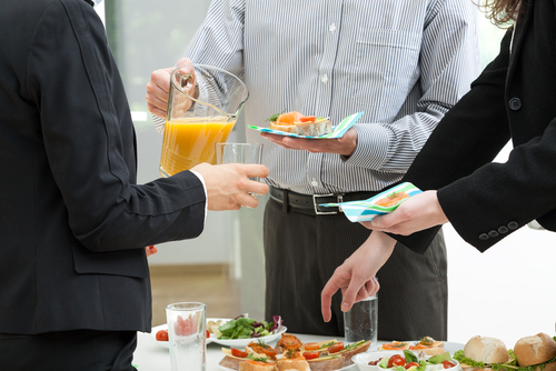 Office Catering in Sydney, Image from Square Catering