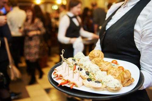 Image of Foods served by Catering Service Provider in Sydney